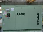 Sullair - LS20 - 132 kW - Ref:12016 / Compresores de tornillo lubricados / Compair, BOGE, Worthington, Mauguière, Sullair...