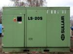 Sullair - LS20 - 90kW - Ref:12109 / Lubricated rotary screw compressors / Compair, BOGE, Worthington, Mauguière, Sullair...