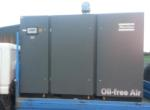 Atlas Copco - ZE3 H - 90kW - Ref:13060 / Oil free compressors (oil free screw & Turbo) / Atlas Copco ZT or ZR - Oil free screw compressor