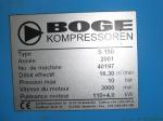 Boge - S150 - 110kW - Ref:13062 / Lubricated rotary screw compressors / Compair, BOGE, Worthington, Mauguière, Sullair...
