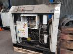 Ingersoll-Rand - MH18,5 - Ref:17030 / Lubricated rotary screw compressors / Ingersoll SSR lubricated screw compressors